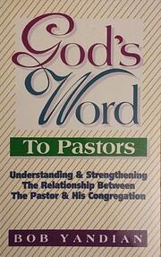 God's Word to Pastors af Bob Yandian