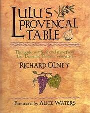 Lulu's Provencal Table: The Exuberant…