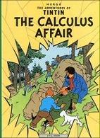 The Calculus Affair by Hergé