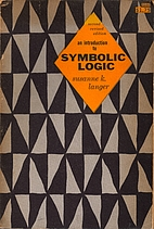 An Introduction to Symbolic Logic by Susanne…