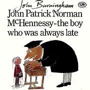 John Patrick Norman McHennessy - the Boy who…