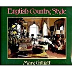 English Country Style by Mary Gilliatt