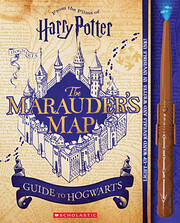Marauder's Map Guide to Hogwarts (Harry…