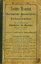 Deutsches Rezeptbuch. Vorzügliche…