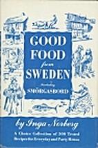 Good Food from Sweden (Hippocrene…