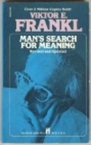 Man's Search for Meaning de Viktor E.…