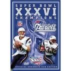 Super Bowl XXXVI - New England Patriots…