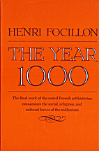 The year 1000 by Henri Focillon