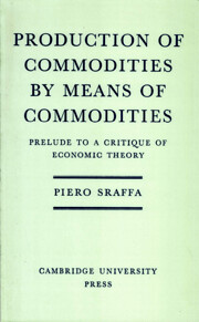 Production of Commodities by Means of…