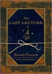The last lecture de Randy Pausch