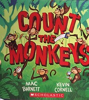 Count the Monkeys and Read Along CD av Mac…