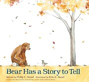 Bear has a story to tell de Philip Christian…
