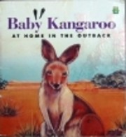 Baby Kangaroo at Home in the Outback af…