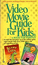Video Movie Guide for Kids: A Book for…