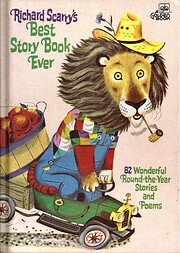 Richard Scarry's Best Story Book Ever –…