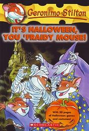 It's Halloween, You 'Fraidy Mouse! (Geronimo…