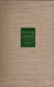 Tristram Shandy af Laurence Sterne