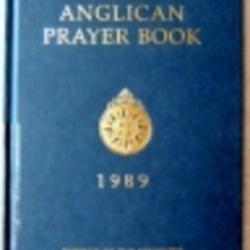 Prayer 1989 anglican book