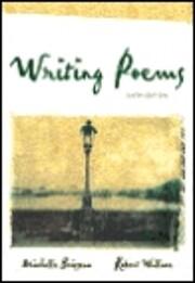 Writing Poems (7th Edition) por Michelle…