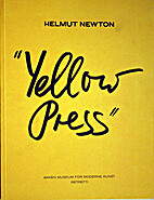 Yellow press by Helmut Newton