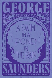 A swim in a pond in the rain : in which four…