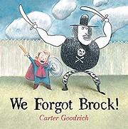 We forgot Brock! af Carter Goodrich