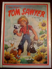 Tom Sawyer – tekijä: Toby Bluth