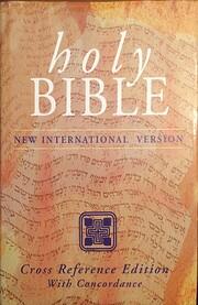Bible: New International Version Cross…