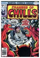 Chamber of Chills # 24