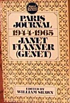 Paris Journal: 1944-1965 by Janet Flanner
