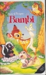 Walt Disney's Bambi (Little Golden Book) af…