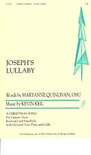 Joseph's lullaby by Maryanne Quinlivan, OSU