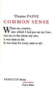 Common Sense (Penguin Great Ideas) por…