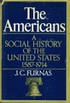 The Americans; a social history of the…