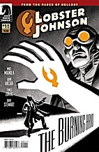 Lobster Johnson: The Burning Hand # 1 by…