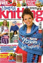 Simply Knitting Magazine 2011 April by…