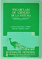 Vocabulari de ciències de la natura by…