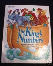 The King's Numbers (Children of the King…