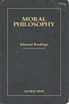 Moral Philosophy: Selected Readings by…