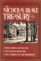 The Nicholas Blake Treasury (Volume 1) by…
