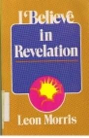 I Believe in Revelation (I believe) de Leon…