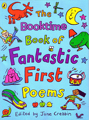 The Booktime Book of Fantastic First Poems…
