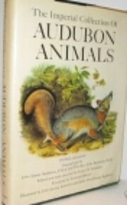 The Imperial Collection of Audubon Animals:…