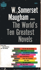 Ten Novels and Their Authors by W. Somerset…
