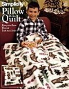 Simplicity: Pillow in a Quilt (#0394) by…