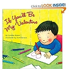 If You'll Be My Valentine by Cynthia…