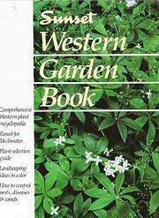 Sunset western garden book av Sunset Books