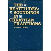 The Beatitudes: Soundings in Christian…