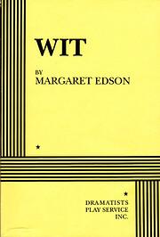 Wit de Margaret Edson