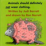 Animals Should Definitely Not Wear Clothing…